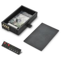 Shelf optical cable terminal box