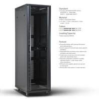601S Network cabinet