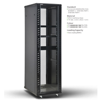 PE Network cabinet
