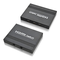 SH-SW21 HDMI Switch 2 IN 1 OUT