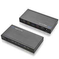 SH-SP14 HDMI Splitter 1 IN 4 OUT