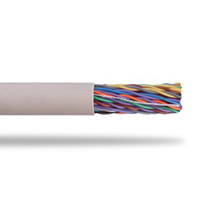 U/UTP Unshielded CAT 3 Twisted 25/50/100 Pair Installation Cable