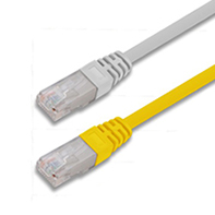 U/UTP unshielded Twisted 4 Pairs category 6 patch cord