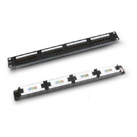 P197U CAT 5E patch panel