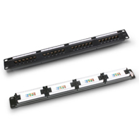 P197J CAT 5E patch panel