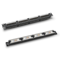P197 Cat.5e patch panel