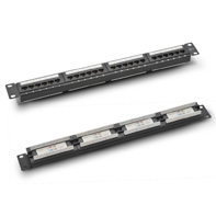 P197P Cat.6 patch panel