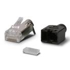 S901G Modular Plug 8P8C  3U-50U shielded